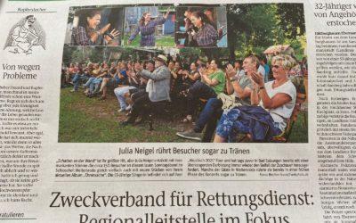 Rückblick Konzert Julia Neigel